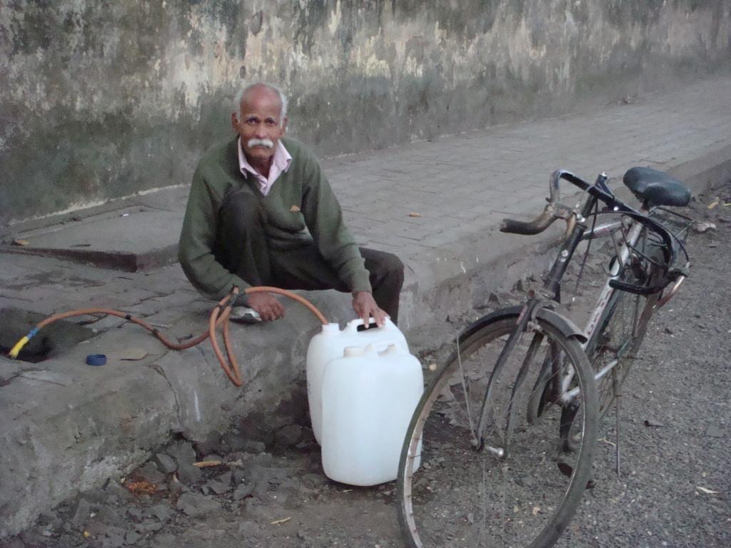 Livgivande vatten
