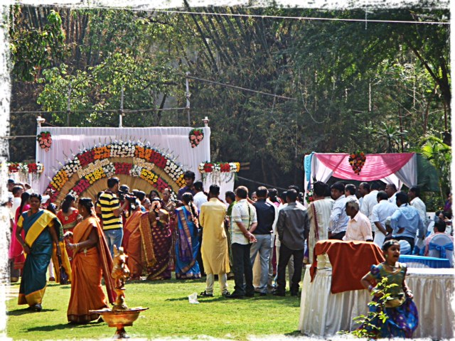 Hinduiskt bröllop