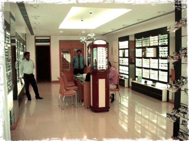 Optikern i Pune