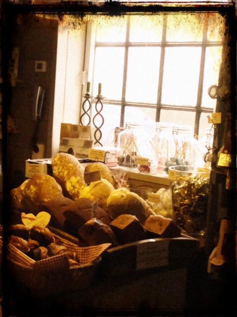Bröd hos Tant Grön
