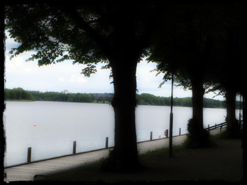 Växjö vid sjön