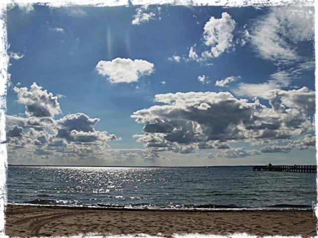Hav-himmel vid Rydebäck