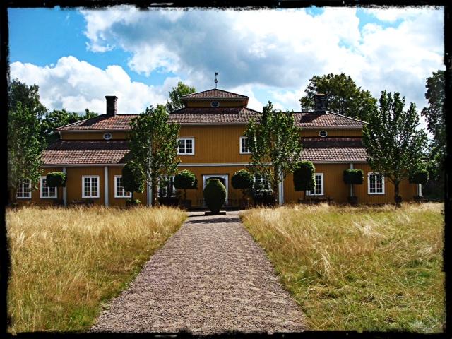 Gunillabergs huvudbyggnad