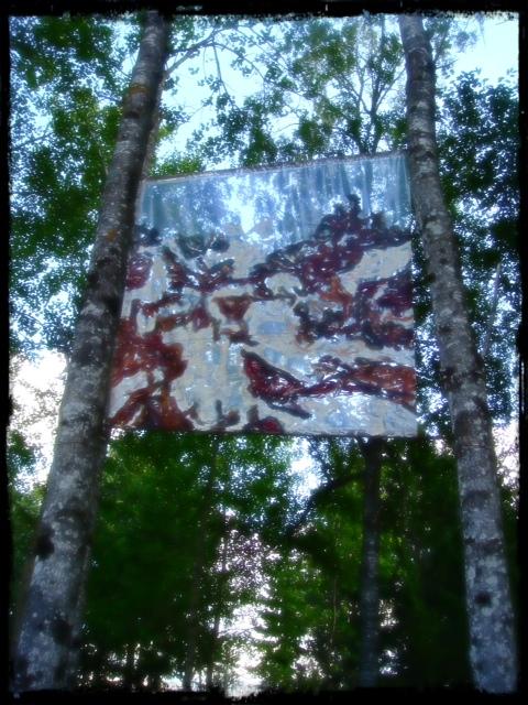 Ibland träden