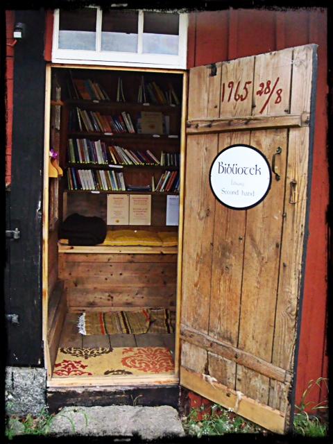 Mundekullas bibliotek