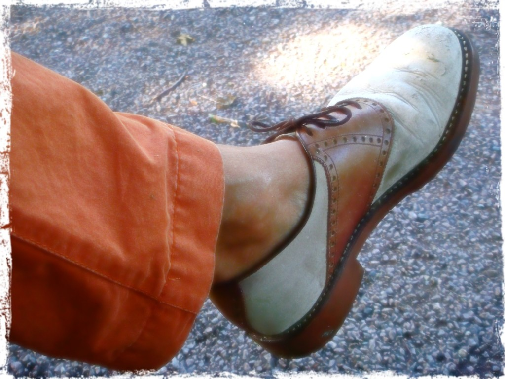 Snygg sko!