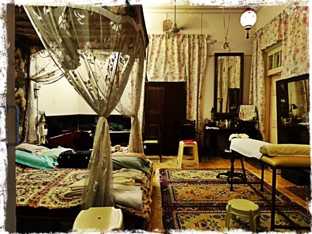 Behandlingsrum från Tusen och en natt