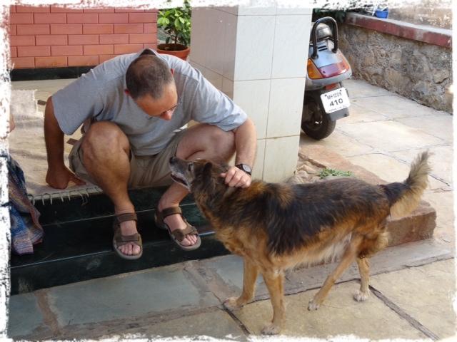 Kurt och hund