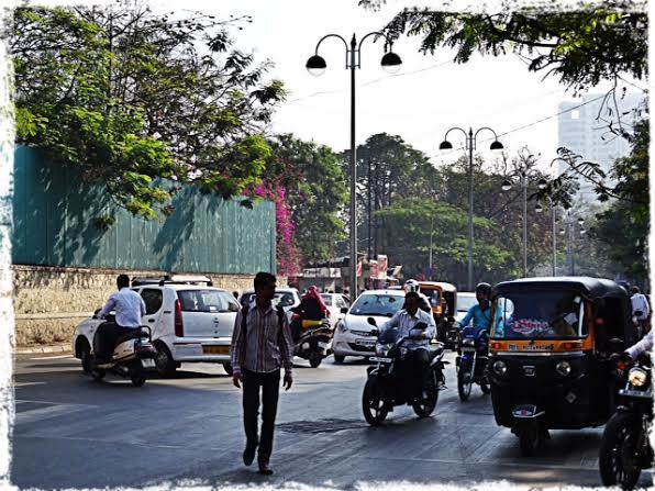 Mer trafik på North Main Road