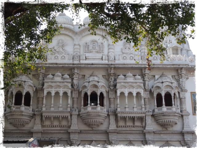 Vitt tempel