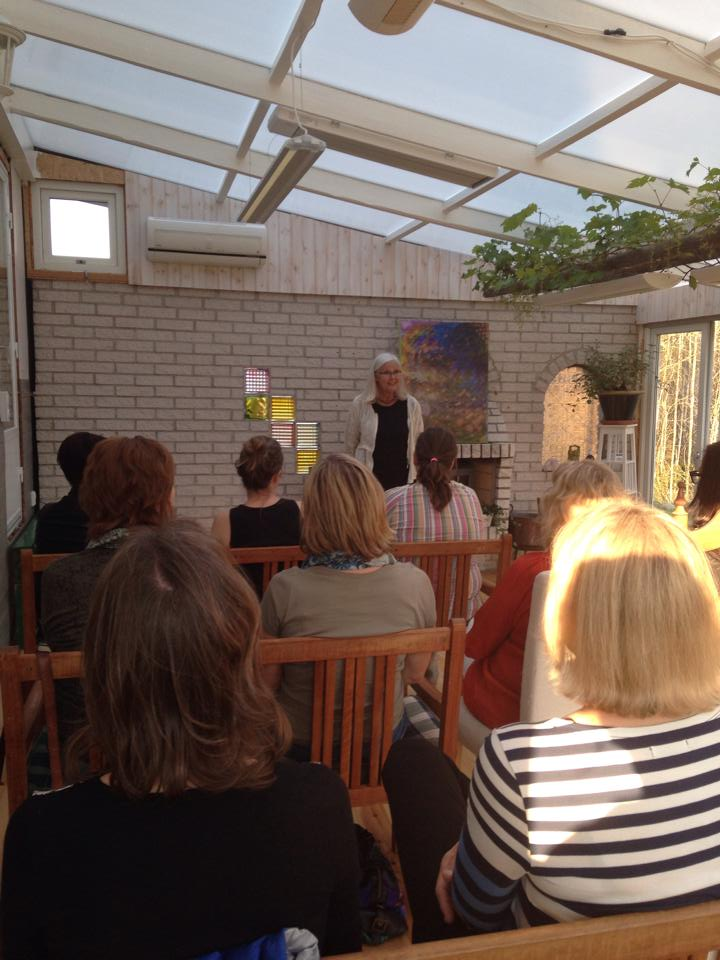 140422, Föredrag i Ljungby