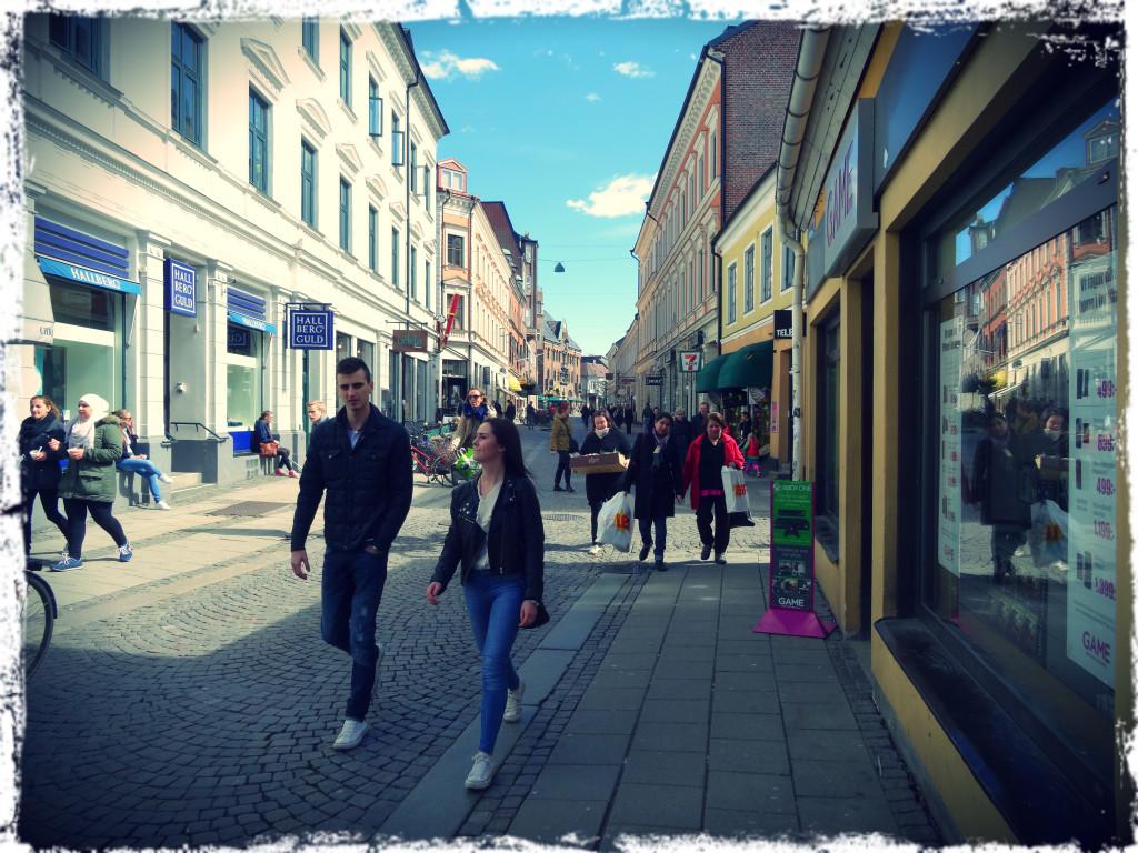 Vår i Lund