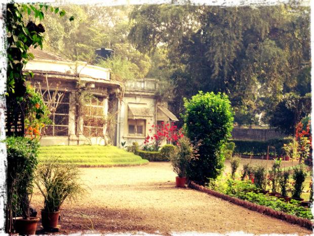 Enchanted garden L