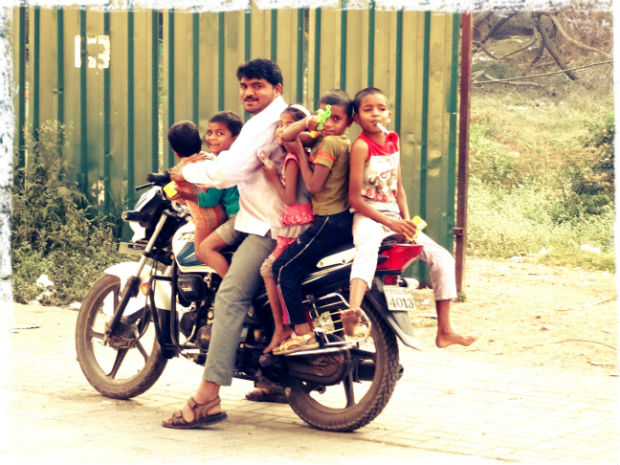 Familjetransport L
