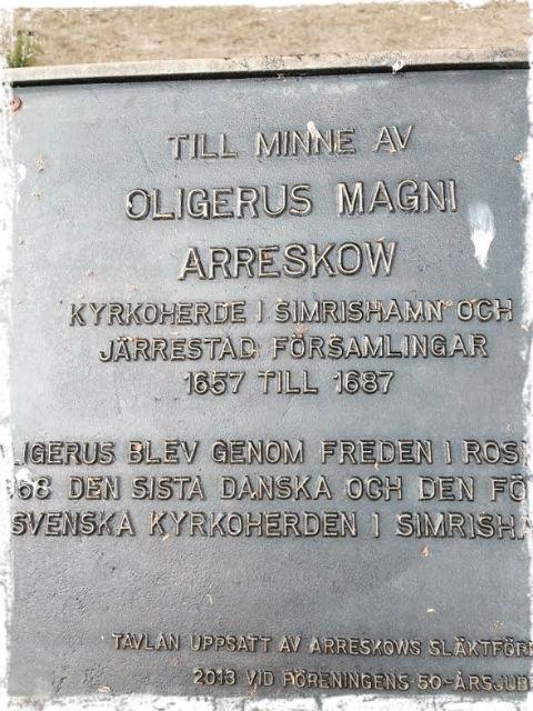 Oligerus Magni Arreskow L