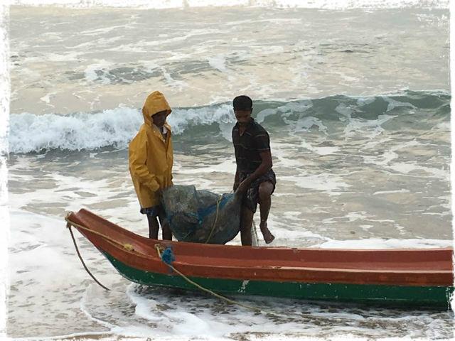 Fiskare klar