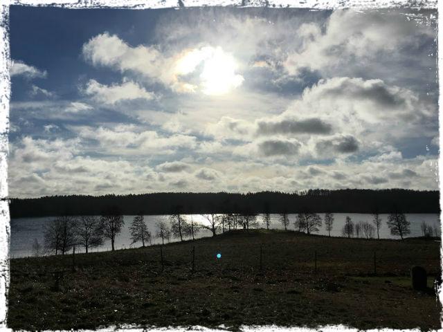 Hannabadssjön klar